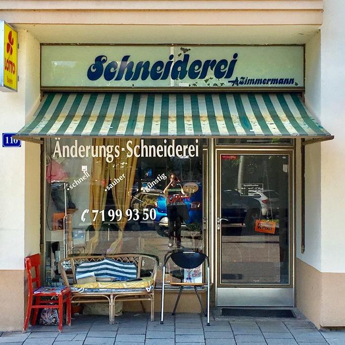 Schneiderei Zimmermann