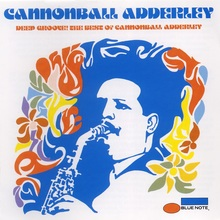 Cannonball Adderley – <cite>Deep Groove!</cite> album art
