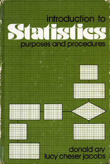 <cite>Introduction to Statistics. Purposes and Procedures</cite>