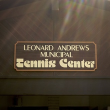 Leonard Andrews Municipal Tennis Center