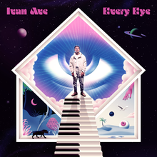 Ivan Ave – <cite>Every Eye</cite> album art