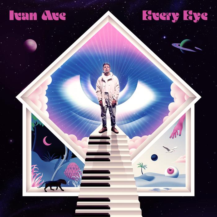 Ivan Ave – Every Eye album art 1