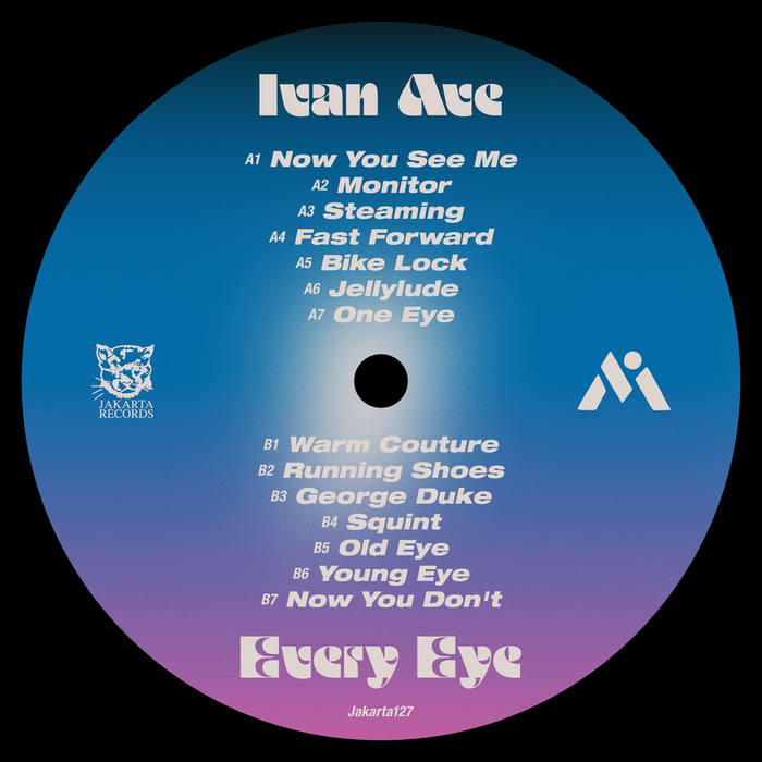 Ivan Ave – Every Eye album art 3
