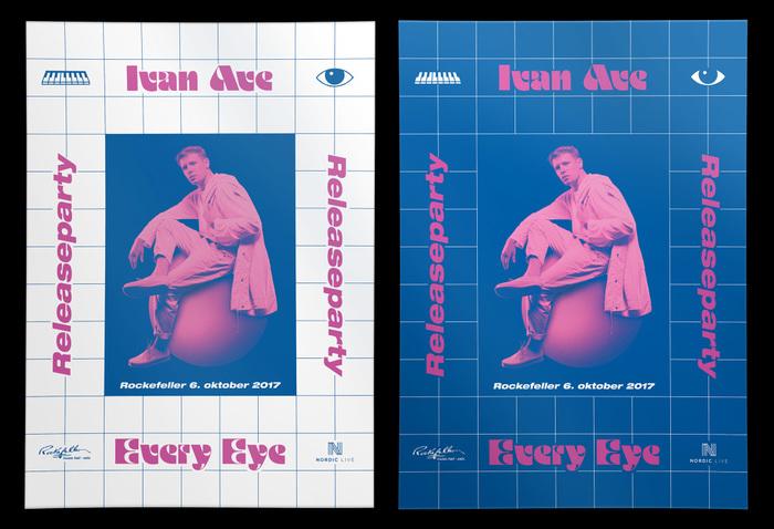 Ivan Ave – Every Eye album art 4