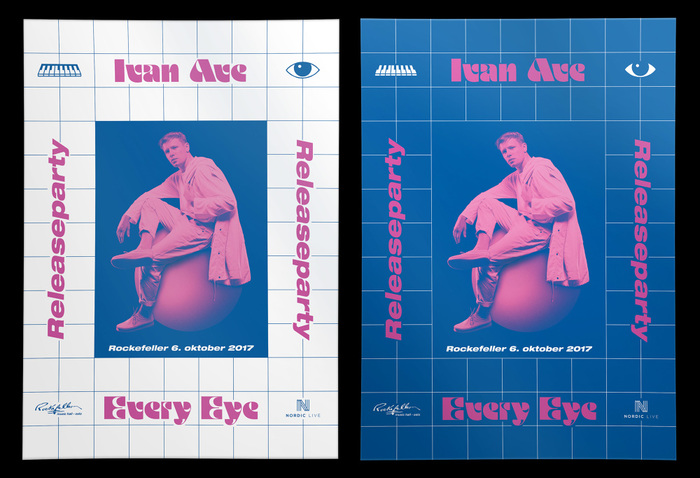 Ivan Ave – Every Eye album art 4