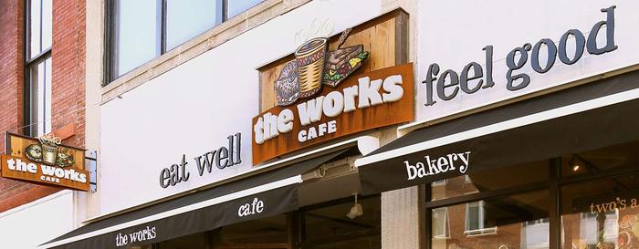 The Works Bakery Café 2