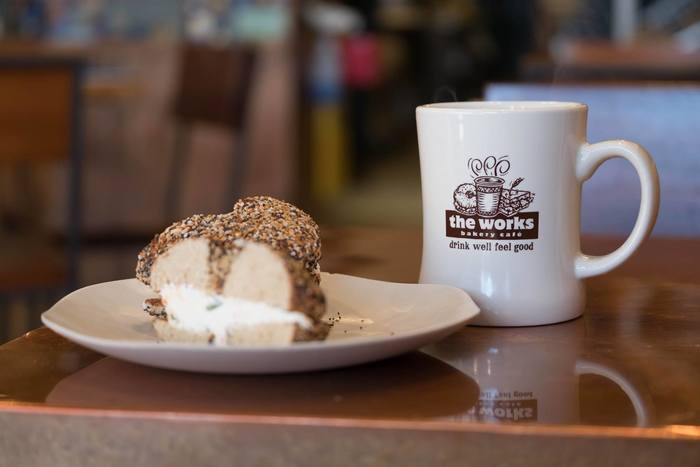 The Works Bakery Café 4