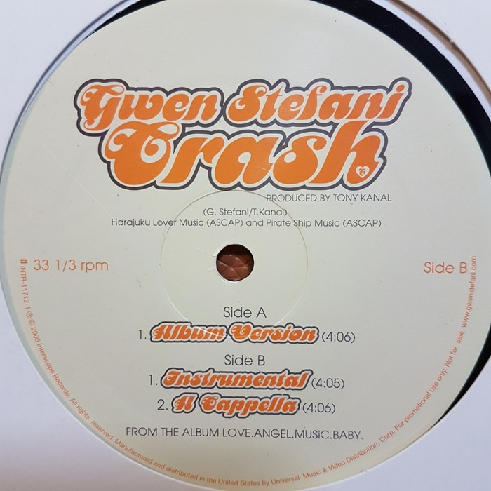 "Gwen Stefani – ""Crash"" single cover 3"