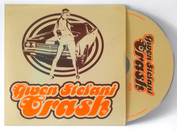 """Crash"" – Gwen Stefani 1"