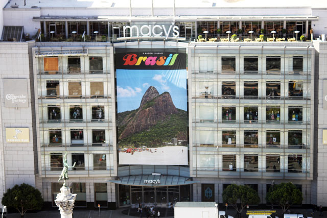 """Brasil, A Magical Journey"" campaign by Macy's 11"