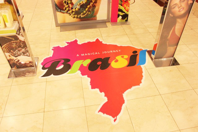 """Brasil, A Magical Journey"" campaign by Macy's 12"