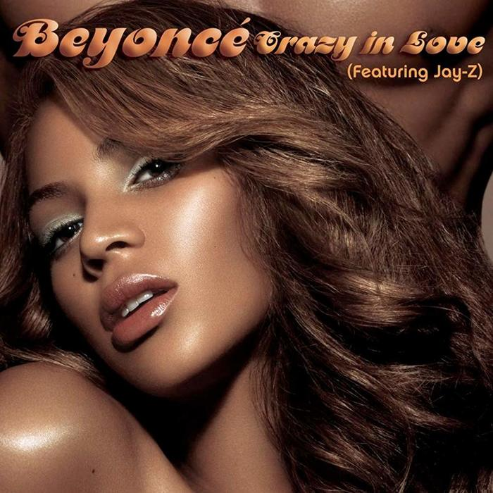 "Beyoncé – ""Crazy In Love"" single cover 1"