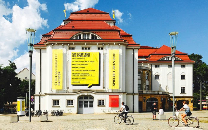 Staatsschauspiel Dresden 1