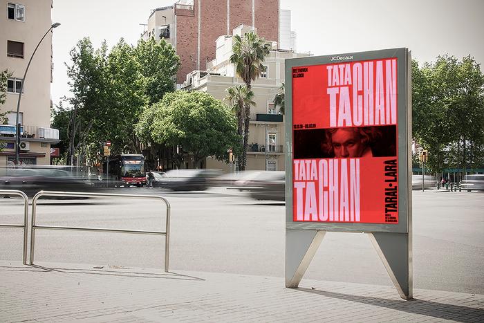 Taral·larà: Museu de la Música de Barcelona (fictional redesign) 3