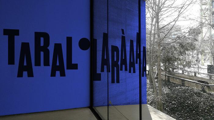 Taral·larà: Museu de la Música de Barcelona (fictional redesign) 2