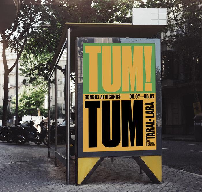 Taral·larà: Museu de la Música de Barcelona (fictional redesign) 5