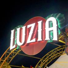 Luzia <cite>Cirque du Soleil</cite>