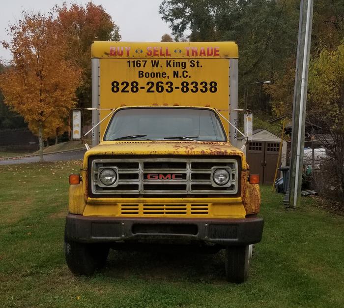 A&S Trade & Loan Truck 3