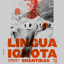 Lingua Ignota concert poster