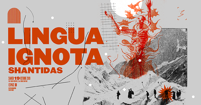 Lingua Ignota concert poster 2