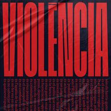 """""""Violència"""" poster"""
