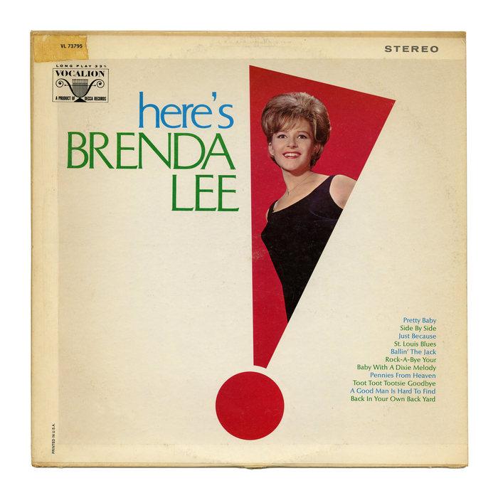 Here's Brenda Lee – Brenda Lee
