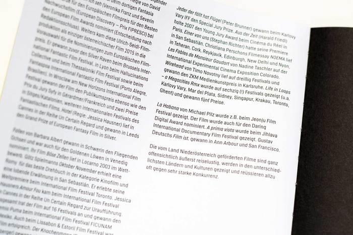 Filmlandschaft Niederösterreich: 20 Jahre Filmförderung 7