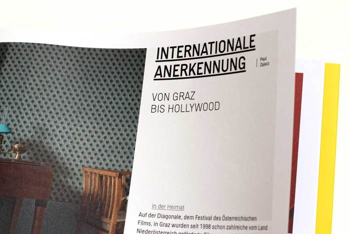 Filmlandschaft Niederösterreich: 20 Jahre Filmförderung 14