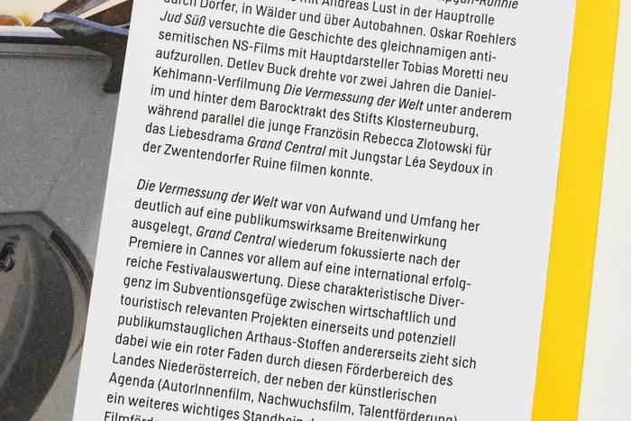 Filmlandschaft Niederösterreich: 20 Jahre Filmförderung 16