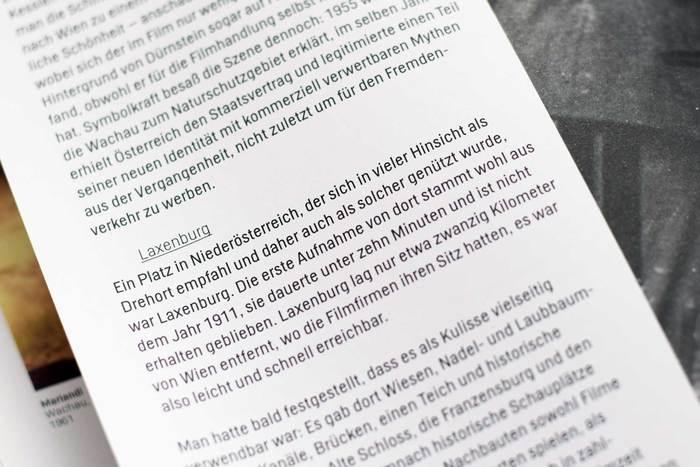 Filmlandschaft Niederösterreich: 20 Jahre Filmförderung 15