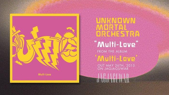 """""""Multi-Love"""", from the album Multi-Love (Jagjaguwar, 2015)."""