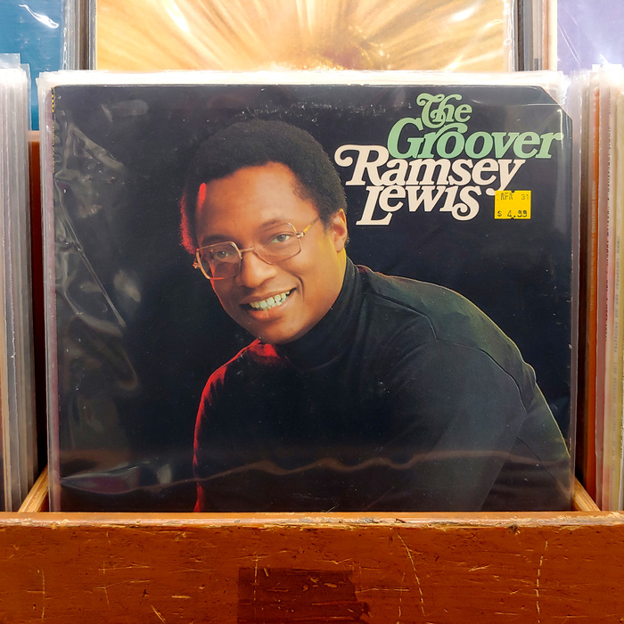 The Groover – Ramsey Lewis 1