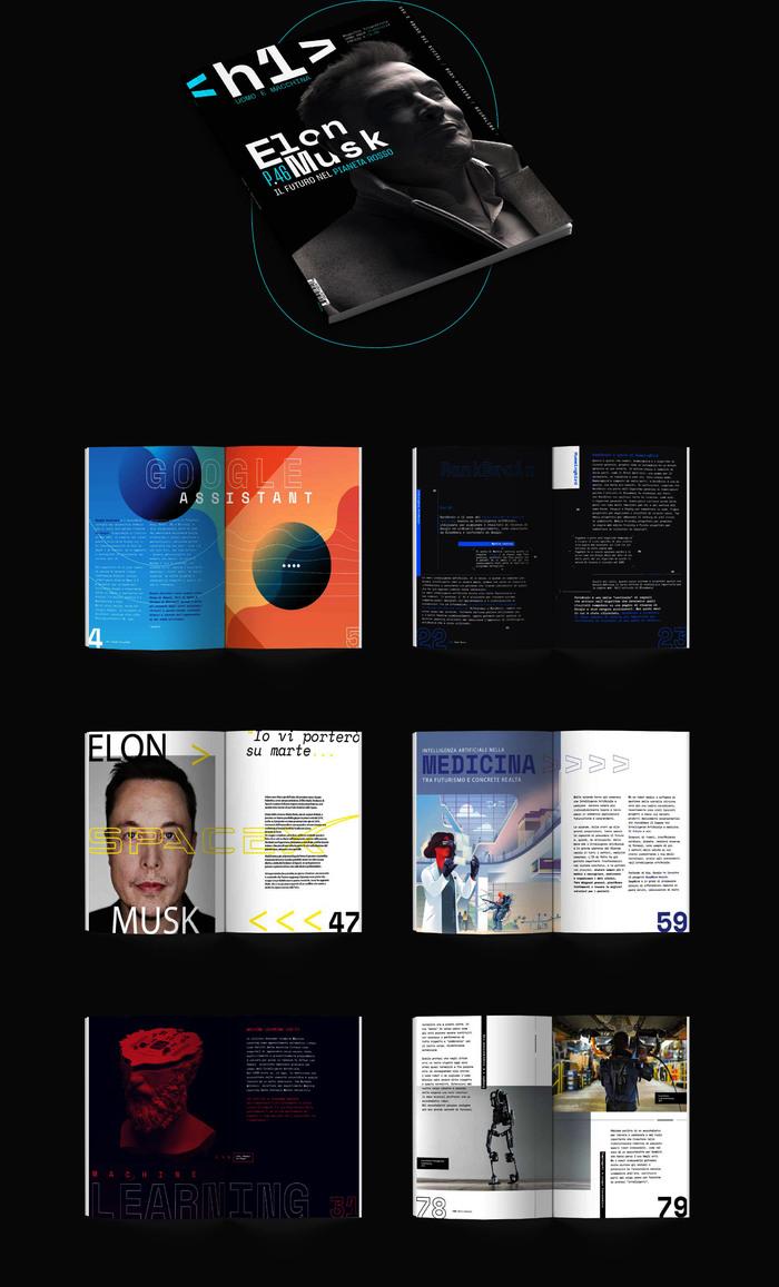 h1 magazine 2