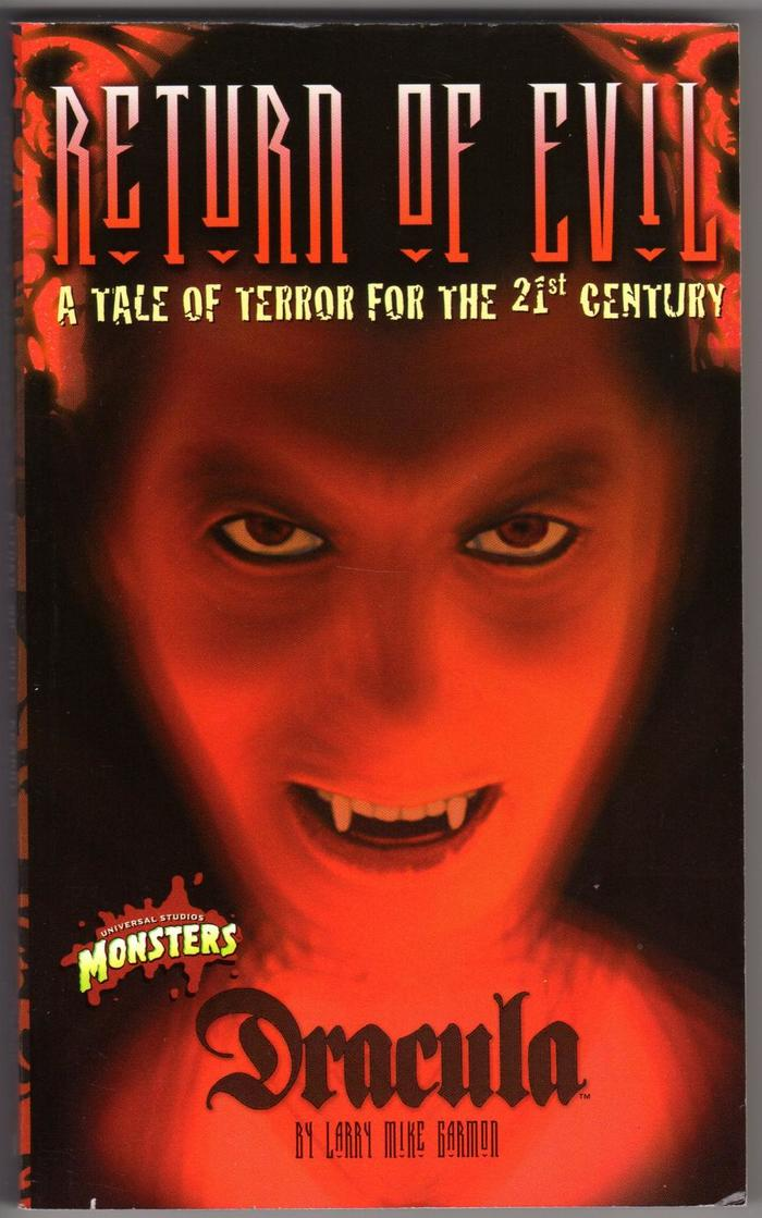 Return of Evil, Universal Studios Monsters Vol. 1