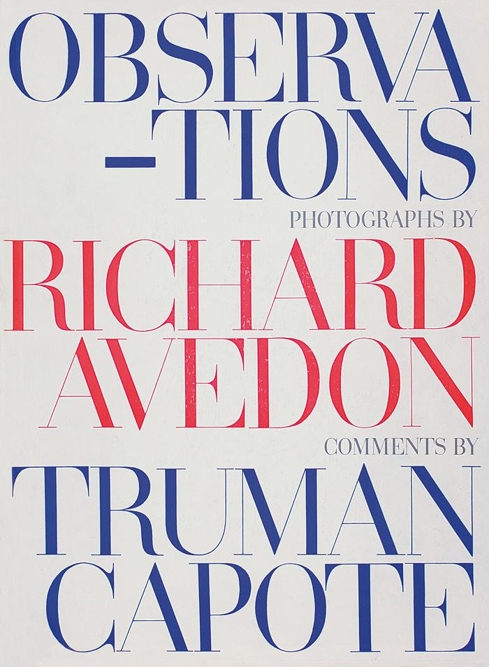 Richard Avedon, Observations