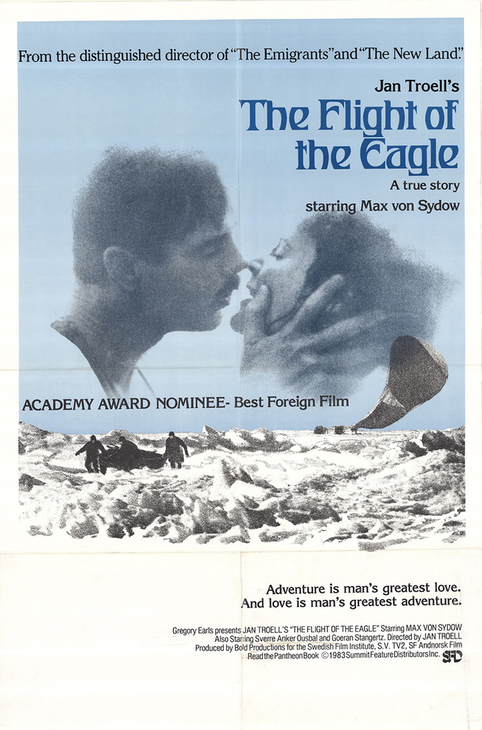The Flight of the Eagle movie poster