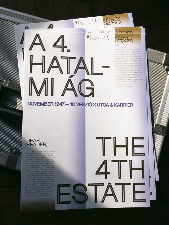 A 4. Hatalmi Ág / The 4th Estate 1