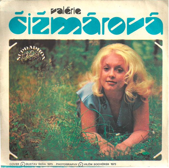 Valérie Čižmárová singles (Supraphon, 1974–1977) 2