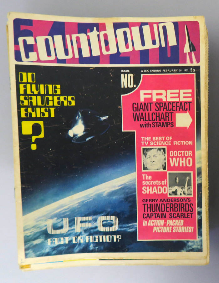 Countdown comic, Issues 1 & 2 1