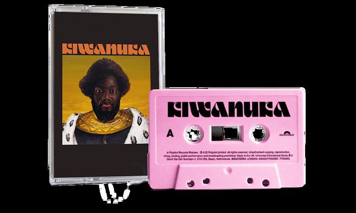 Michael Kiwanuka – Kiwanuka album art 2