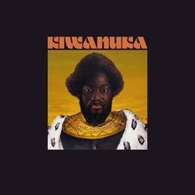 Michael Kiwanuka – <cite>Kiwanuka</cite> album art