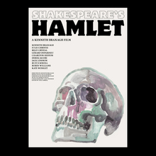 <cite>Shakespeare's Hamlet</cite> (1996) movie poster