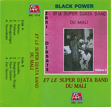 <cite>Zani Diabate et le Super Djata Band du Mali, Volume 2</cite>