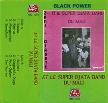 <cite>Zani Diabate et le Super Djata Band du Mali, Volume 2</cite>