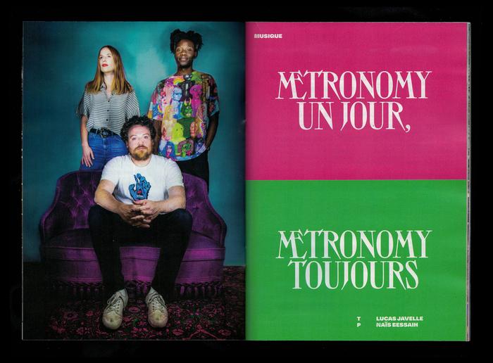 Le Bonbon Nuit nº98, October 2019 4