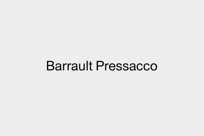 Barrault Pressacco identity 2