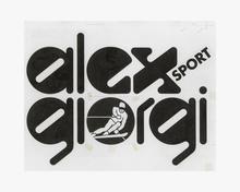 Alex Giorgi Sport logo